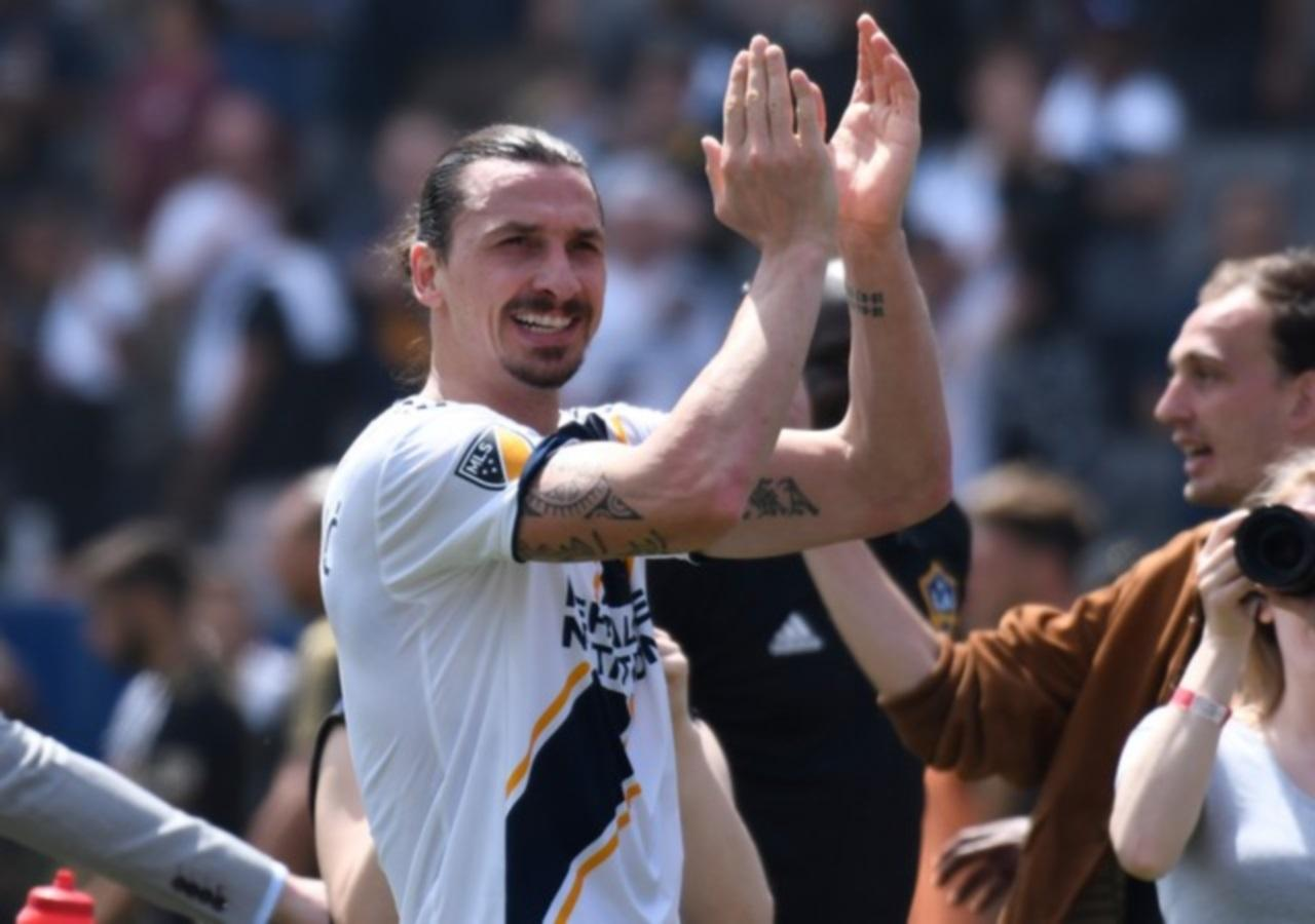 Ibrahimovic Set For Milan Return