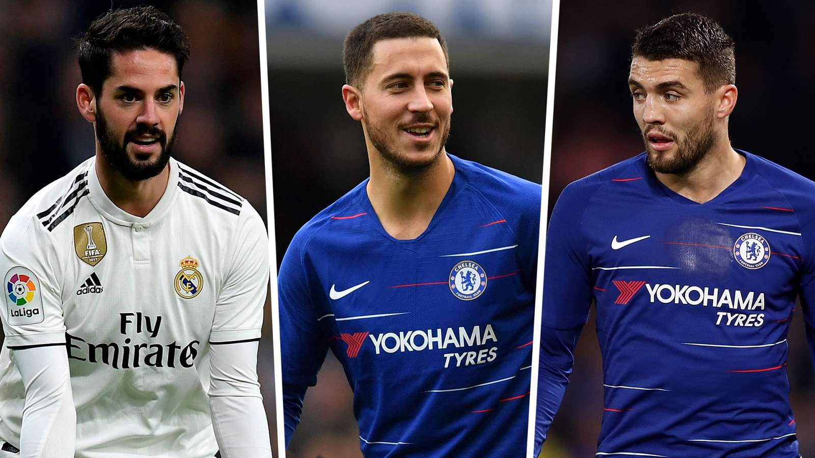 Real Madrid to offer Isco, Kovacic For Hazard
