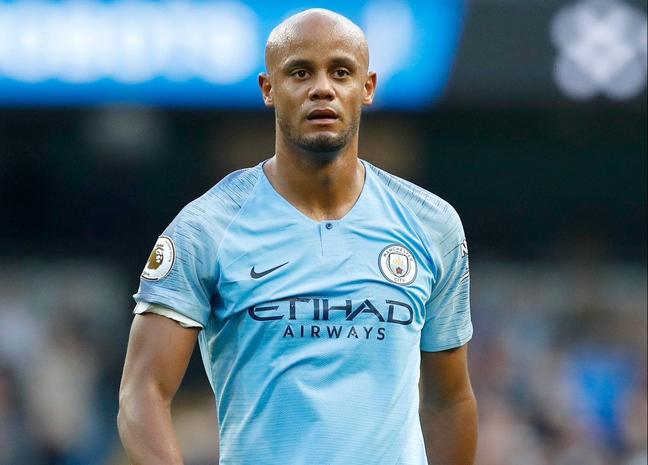 Kompany Attracting Attention