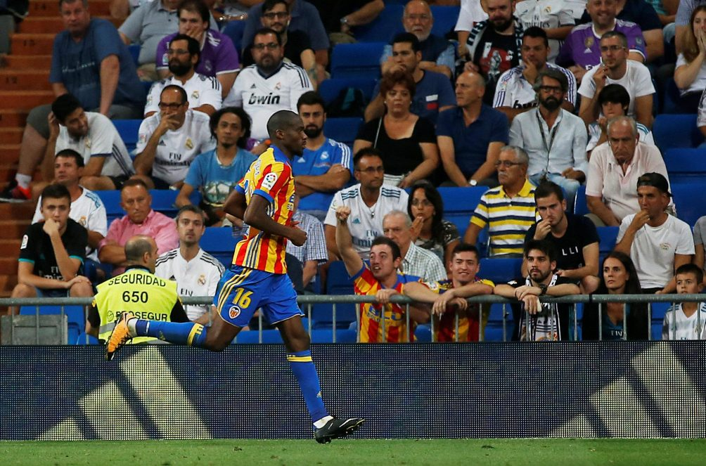 Kondogbia Facing Months Out – Report