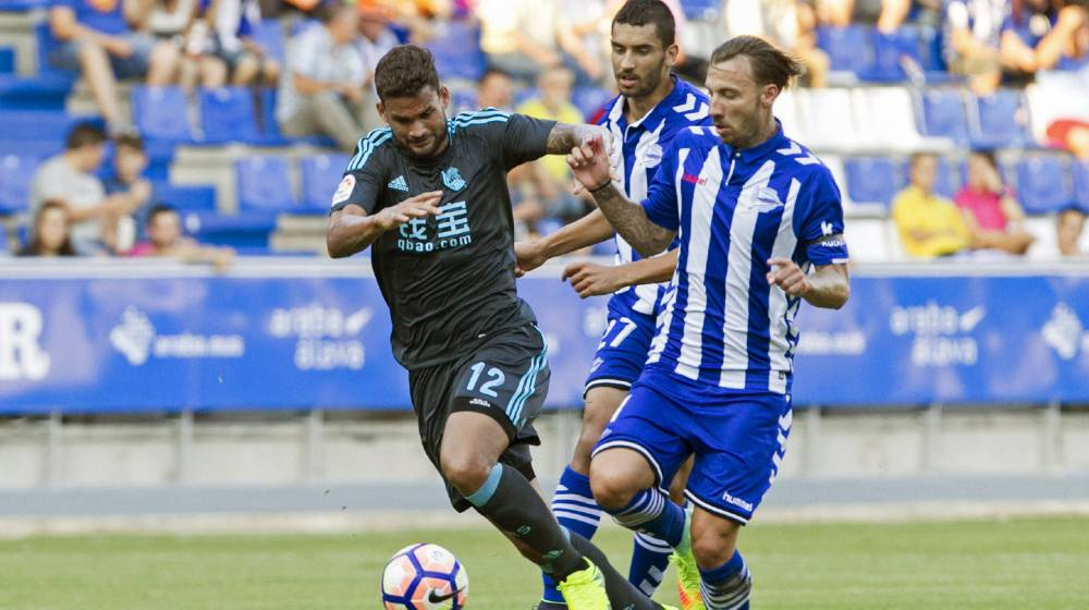 La Liga Round 17 Preview: Real Sociedad Could Leap Up Table At Expense Of Alaves