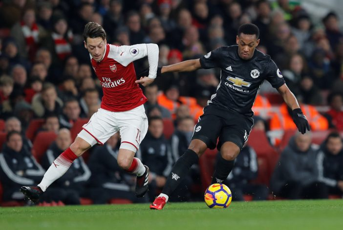 Premier League Round 15 Preview: Manchester United Host Old Rivals Arsenal In Tie Of The Round