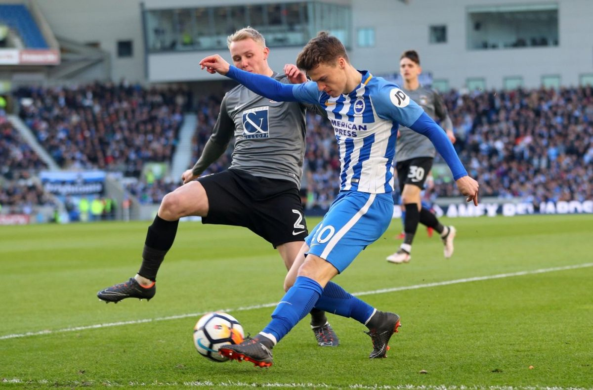 March- Brighton Need To Stop Leaking Goals