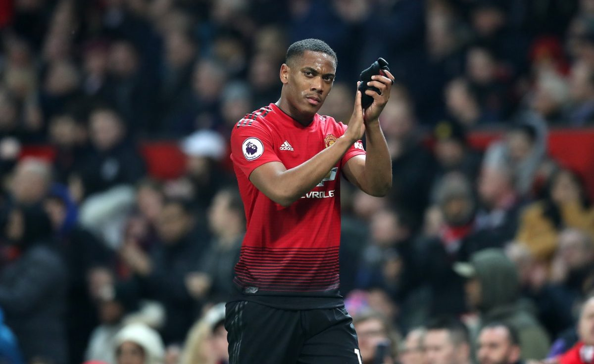 Martial Extends United Stay