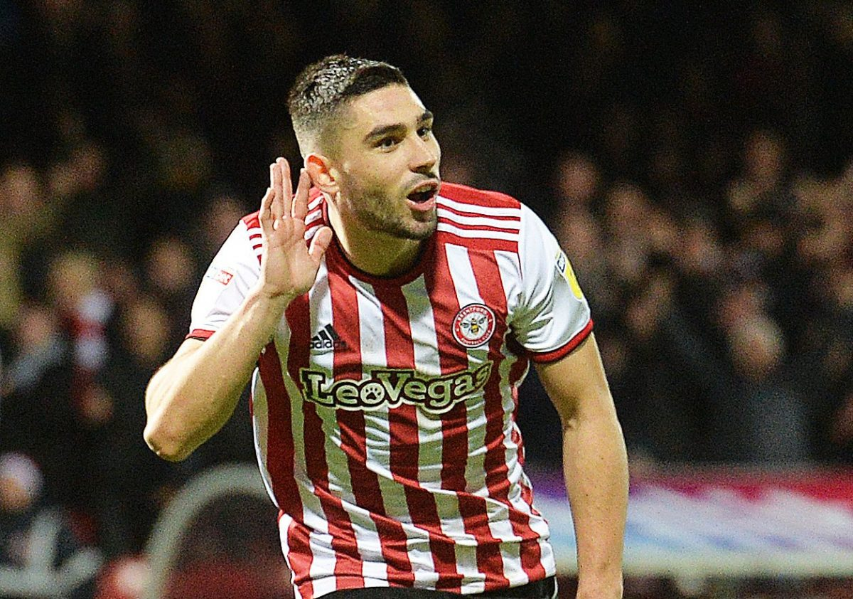 Maupay On Terriers' Radar