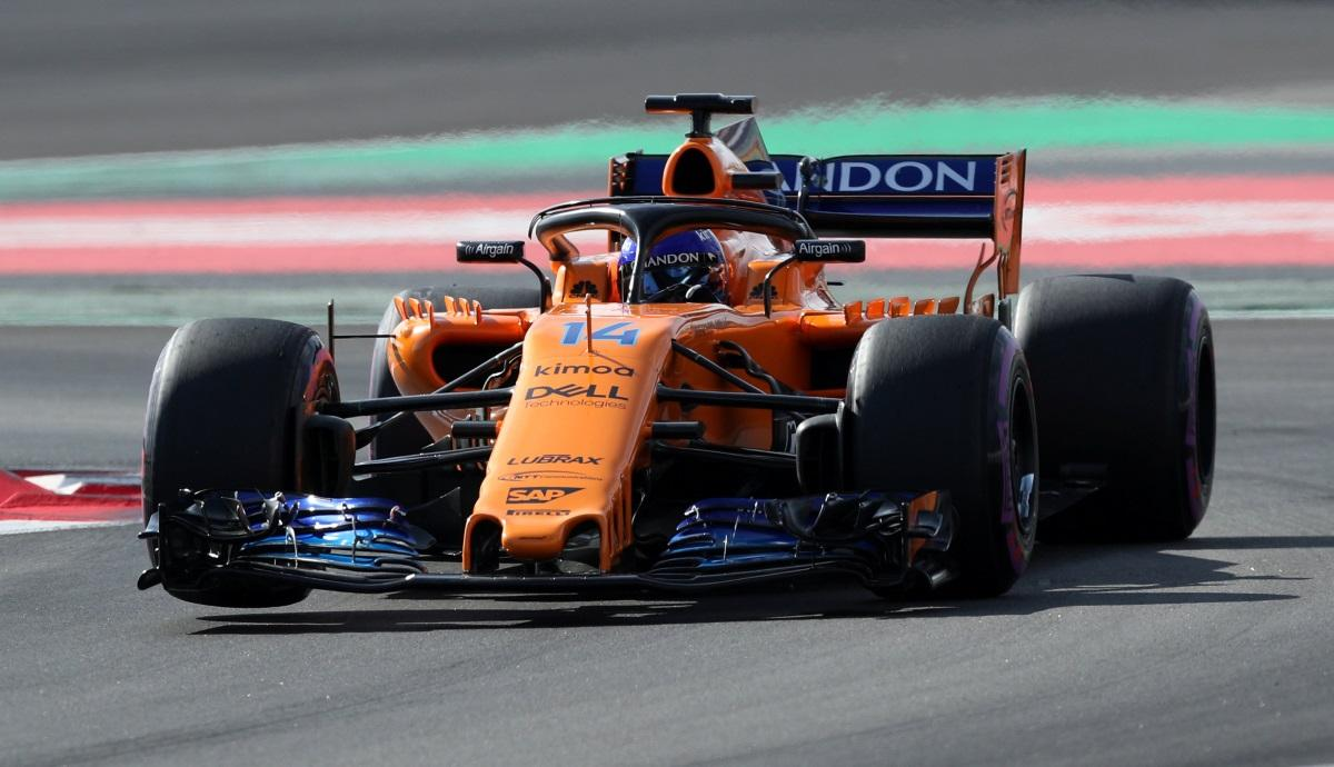 McLaren Stand By Costly Honda Divorce