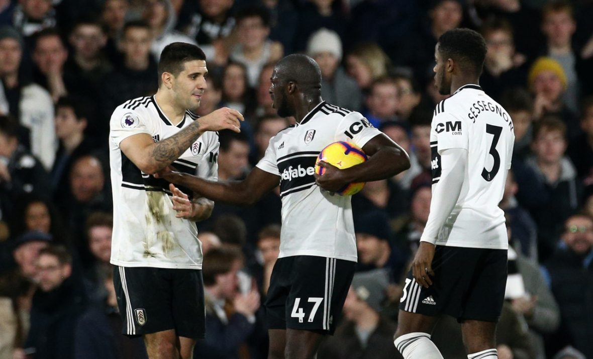 Mitrovic Forgives Kamara After Penalty Row