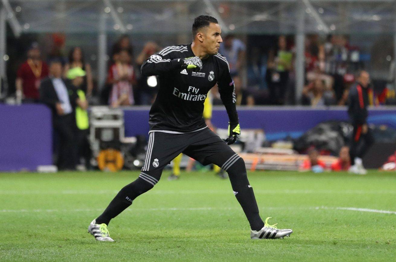 Navas To Choose His Own Path