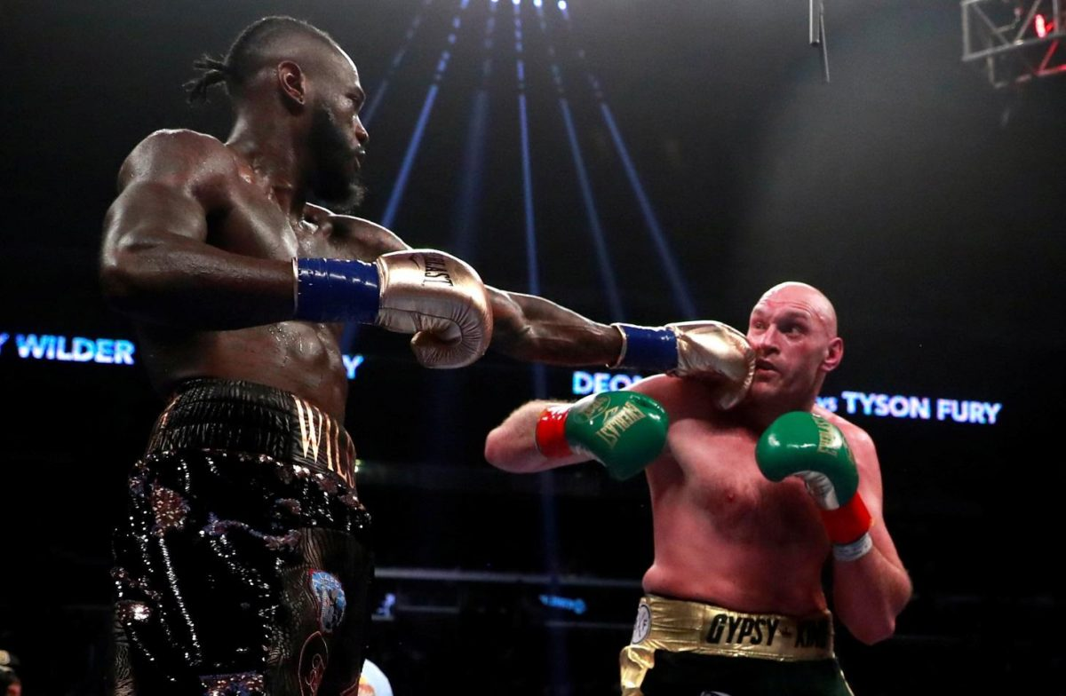 No Separating Wilder And Fury In LA