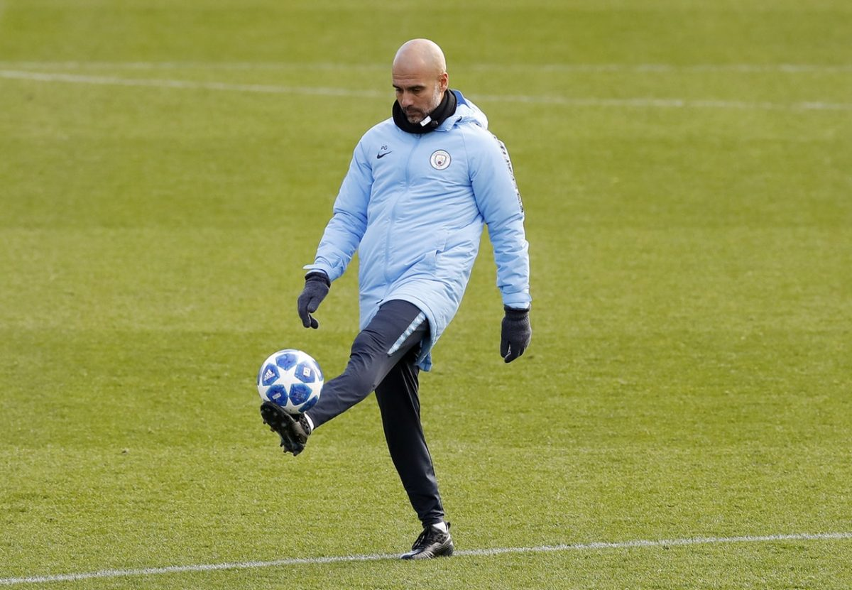 Pep Explains Star Absences