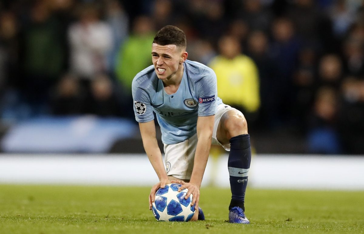 Pep Hails Outstanding Foden Display