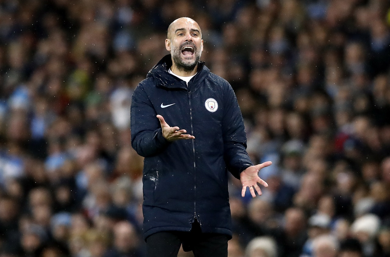 Guardiola Turns Focus To Saints Clash