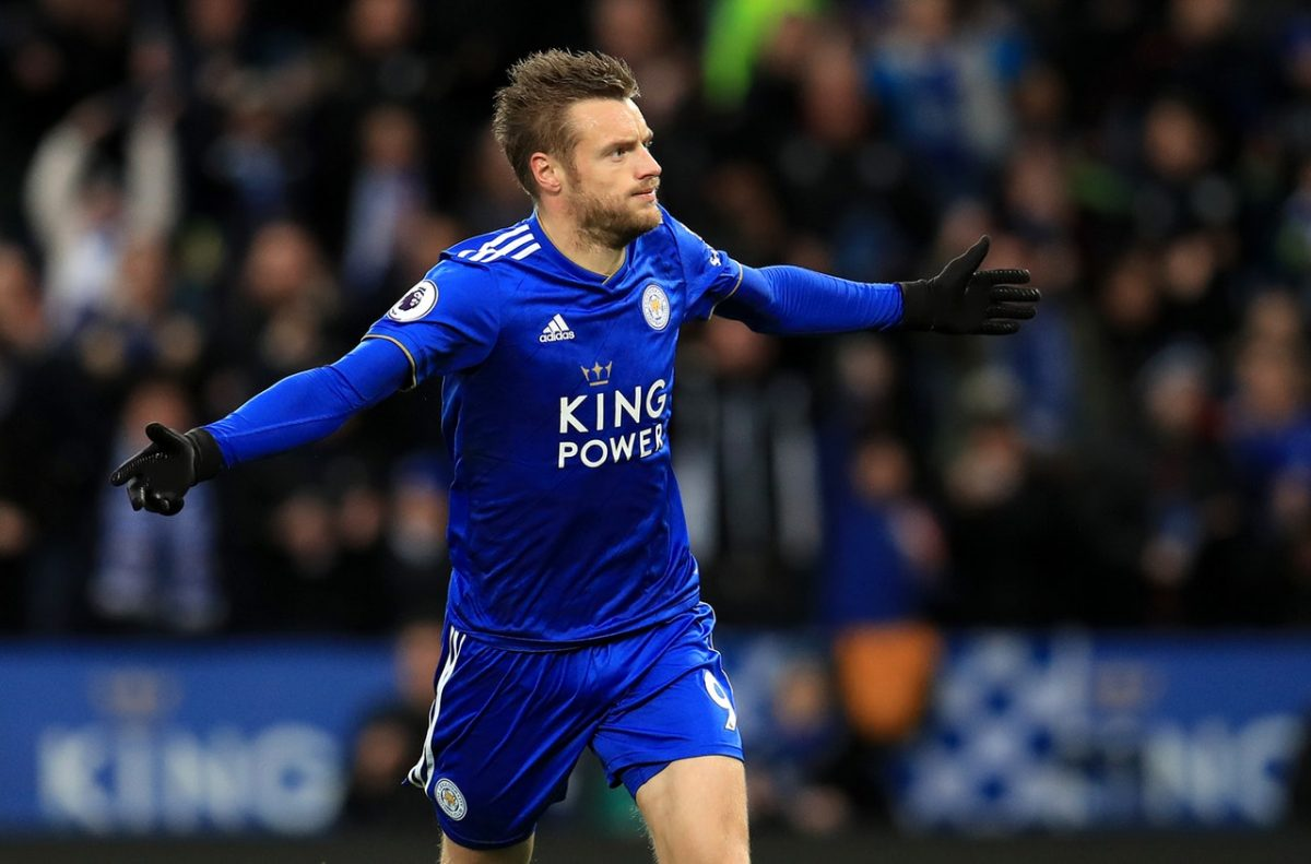 Puel Unsure On Vardy's Fitness