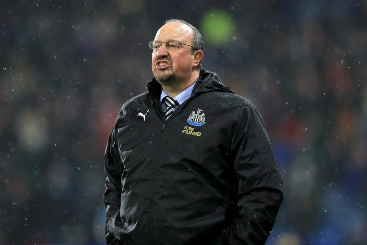 Benitez Backs Reds To Challenge City