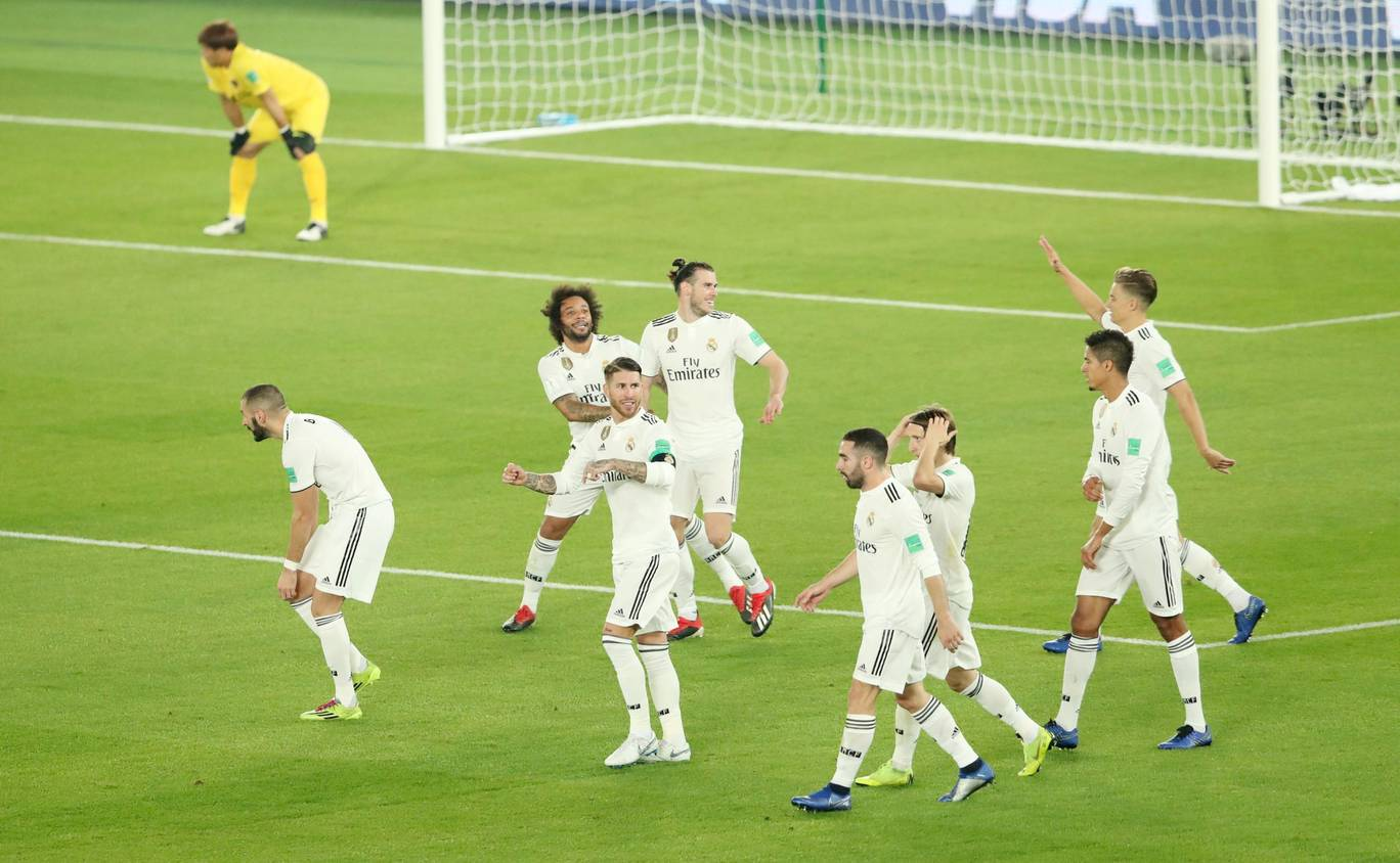 Real Madrid Targets 3rd Straight Club World Cup Title