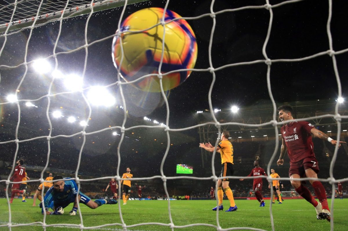 Liverpool Secure Top Spot For Christmas