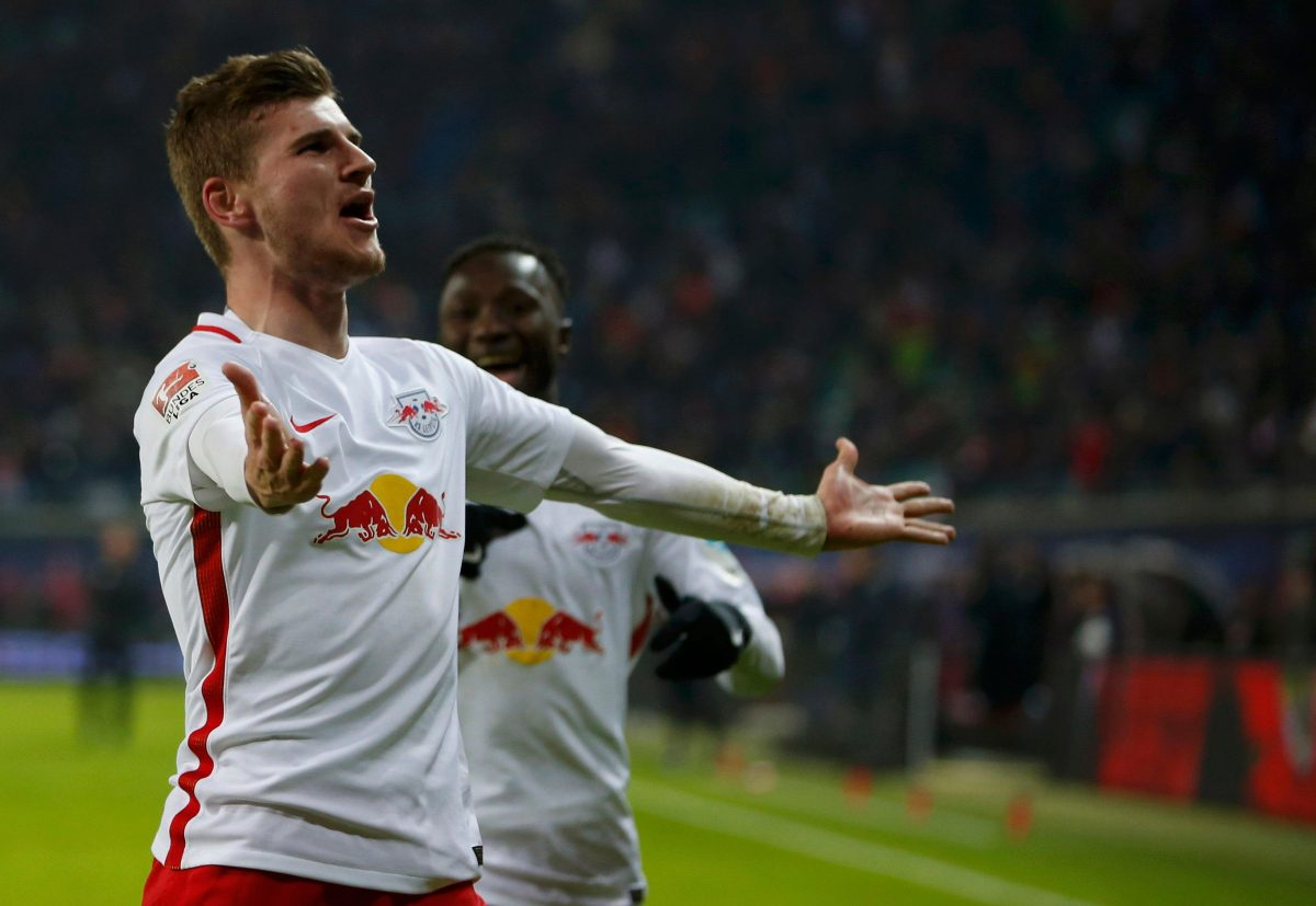 Rivals Coy On Werner Swoop Talk