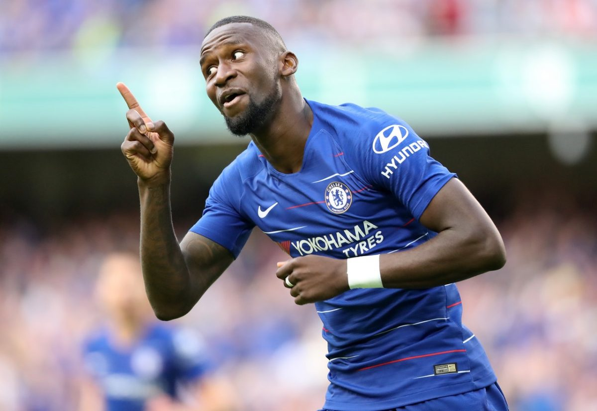 Rudiger Calls For Big Response