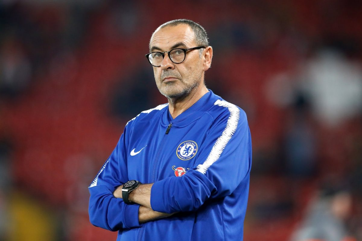 Sarri Eager To Strengthen