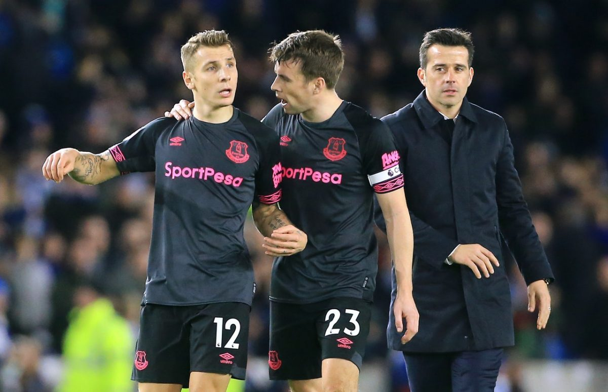 Silva Calls For Digne To Cool It