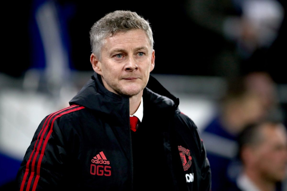 Solskjaer Excited To Hear Fans Singing His Name