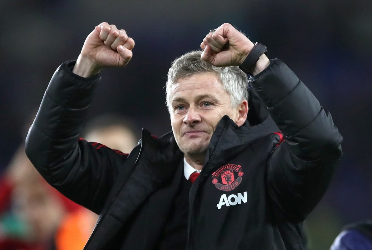 Solskjaer Targeting Top Four After Cardiff Romp
