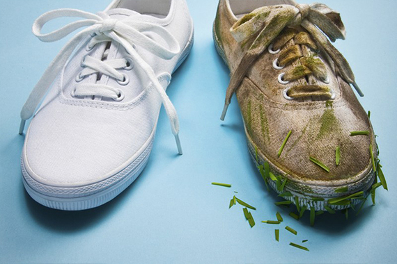 Top 5 Tips For Cleaning Your Tennis Shoes Like A Pro