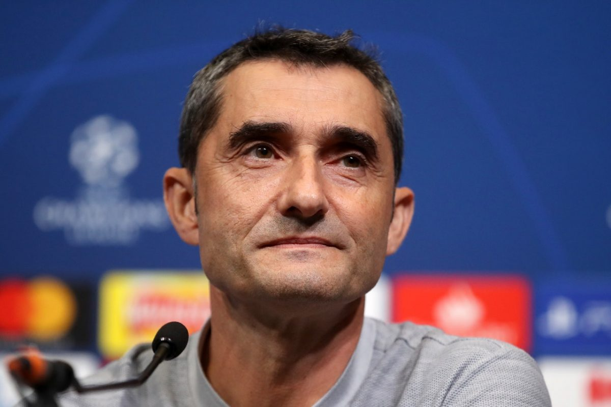 Valverde Wary Of Lyon Threat