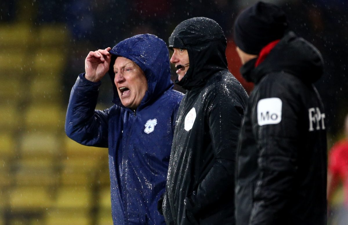 Warnock Keen To Cure Travel Sickness