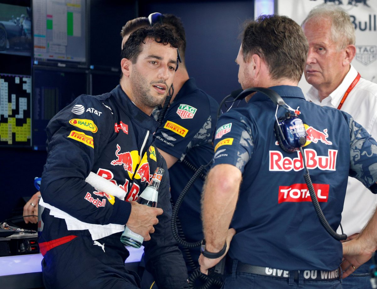Webber Concerned With Ricciardo Decision