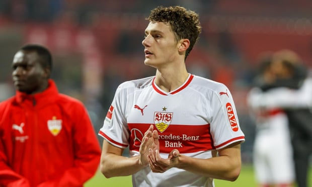 Pavard Joins Bayern In €35m Deal From Stuttgart