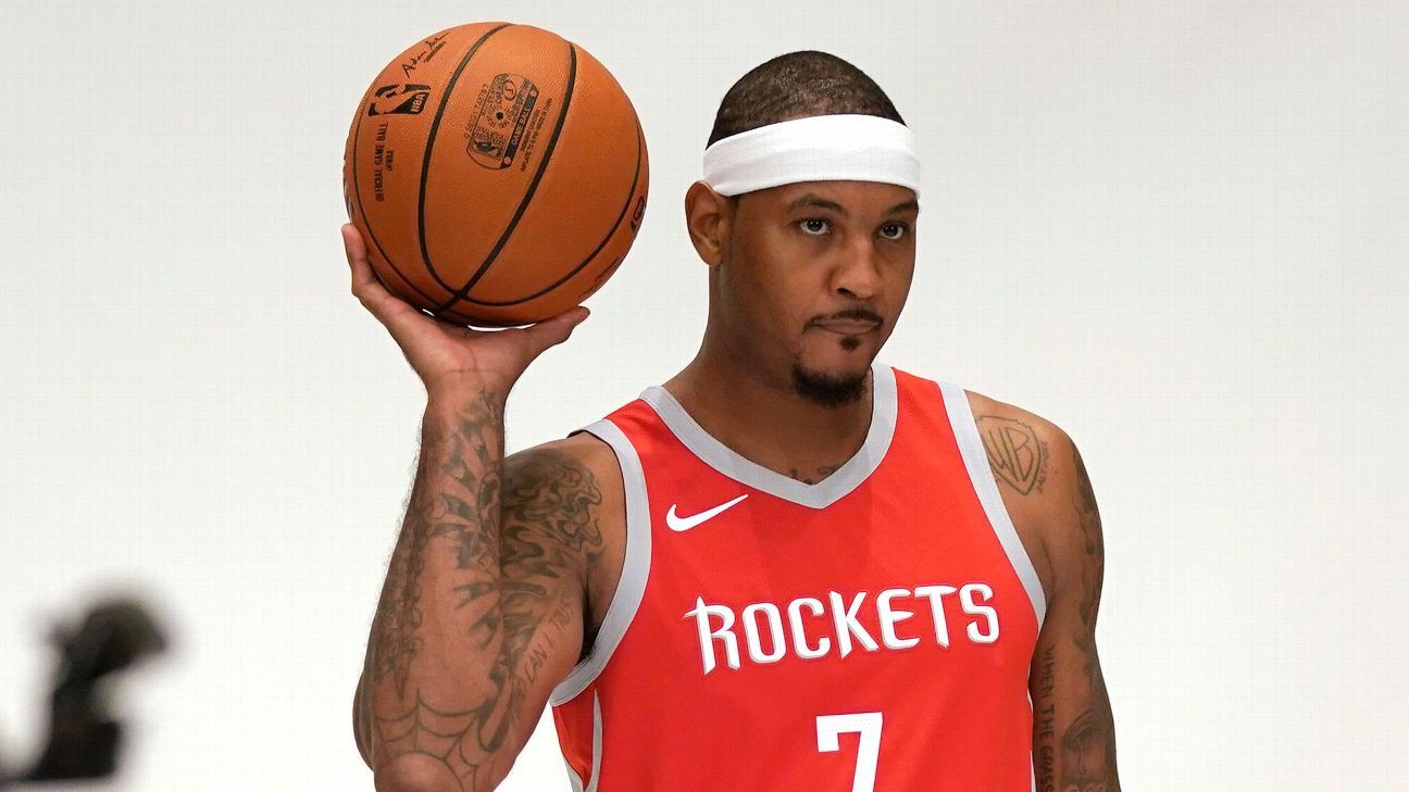 Carmelo Anthony: Teams That Should Give Him Chance