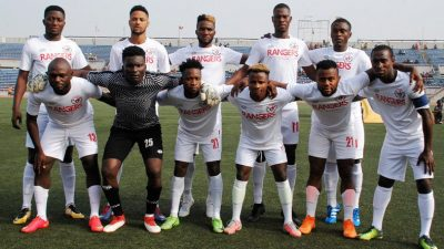 CAFCC Draw: Rangers Get Tough Foes, Face Etoile Sahel, Sfaxien In Group B