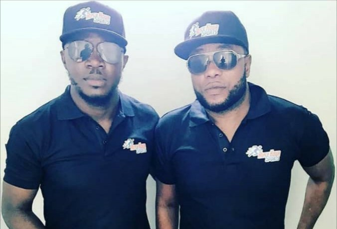 Murphy Ijemba , Sean Amadi Hit Max FM With Rush Hour Show