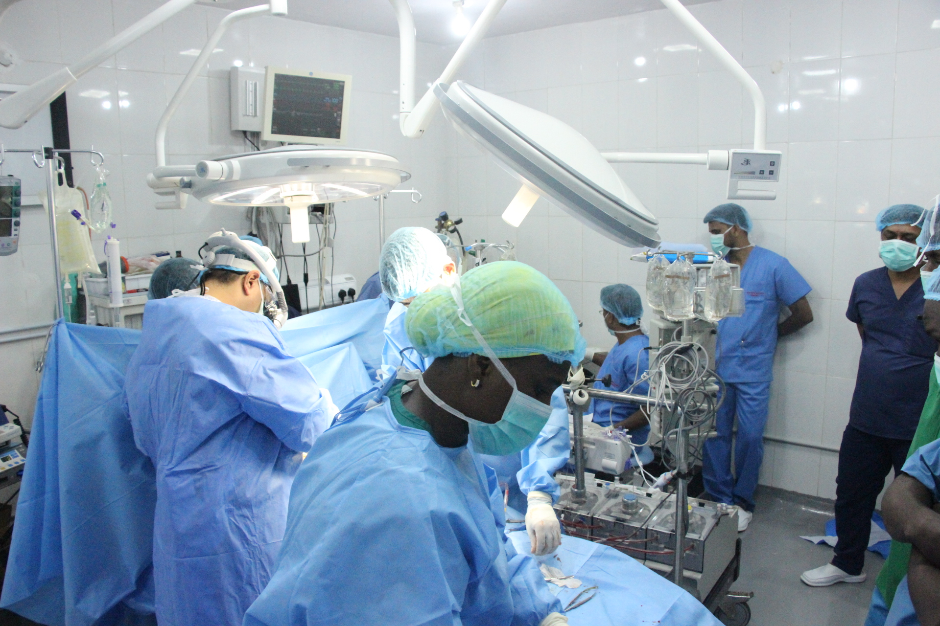KHF Performs Three Open Heart Surgeries In Abuja