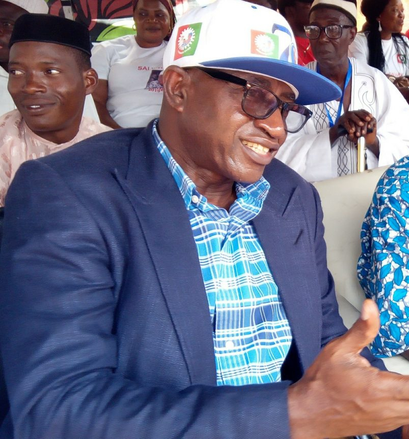Odegbami: The Miracle of Darman – In Nigerian politics!