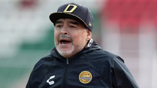 Maradona Released From Hospital After Health Scare