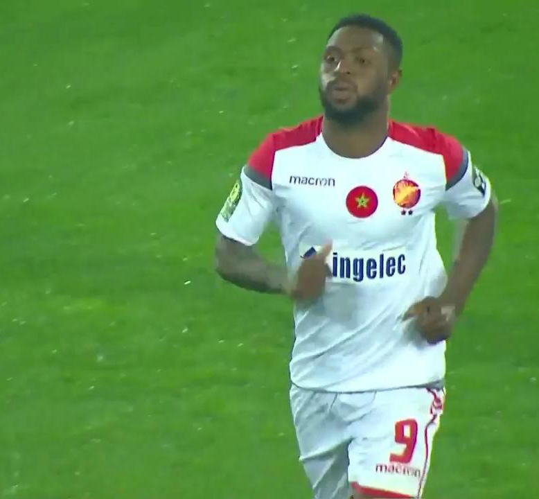 Babatunde Happy To Score First CAF Champions League Goal For Wydad Vs Asec