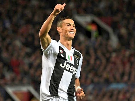 Ronaldo: Juventus Ready To Bounce Back From 1st Leg Defeat At Atletico Madrid