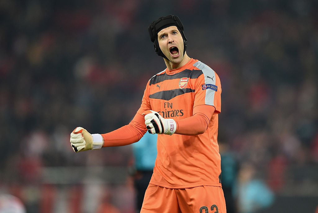 Arsenal Goalie Cech To Retire From Football At End Of Season