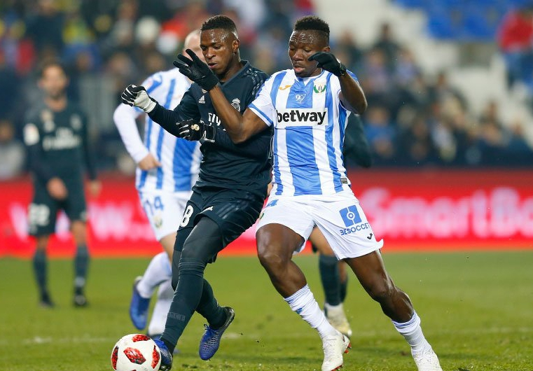 Copa del Rey: Omeruo Relishes Leganes Showing In Win Over Real Madrid
