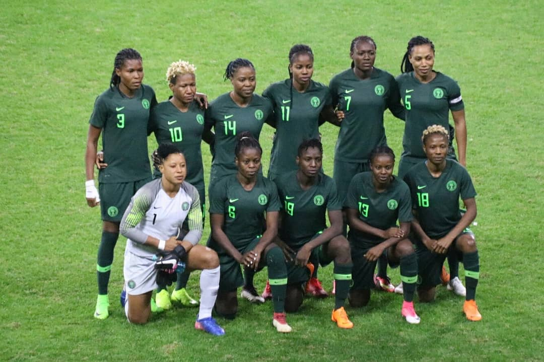 Super Falcons To Play Slovakia In Friendly June 2