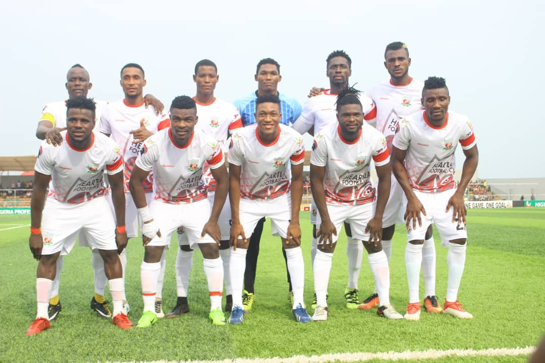 Etuemena: Heartland Escape From Relegation, Great Start To New Season Have Devine Reasons