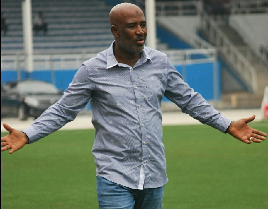 Abd'Allah: I'm Still Searching For Enyimba Winning Formula