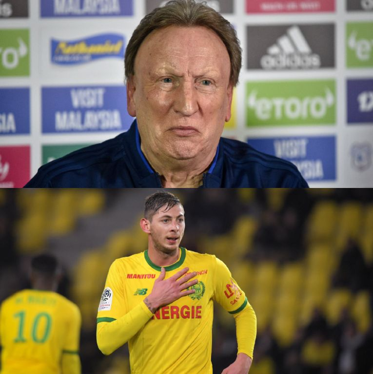 Warnock Reflects On Cardiff City's Traumatic Week Ahead Arsenal Clash With Sala Still Missing