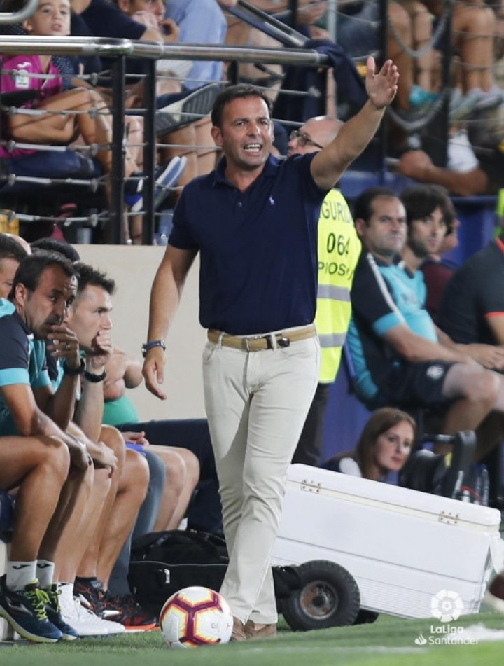 Chukwueze's Villarreal Reinstate   Coach Calleja Barely Two Months After Sacking