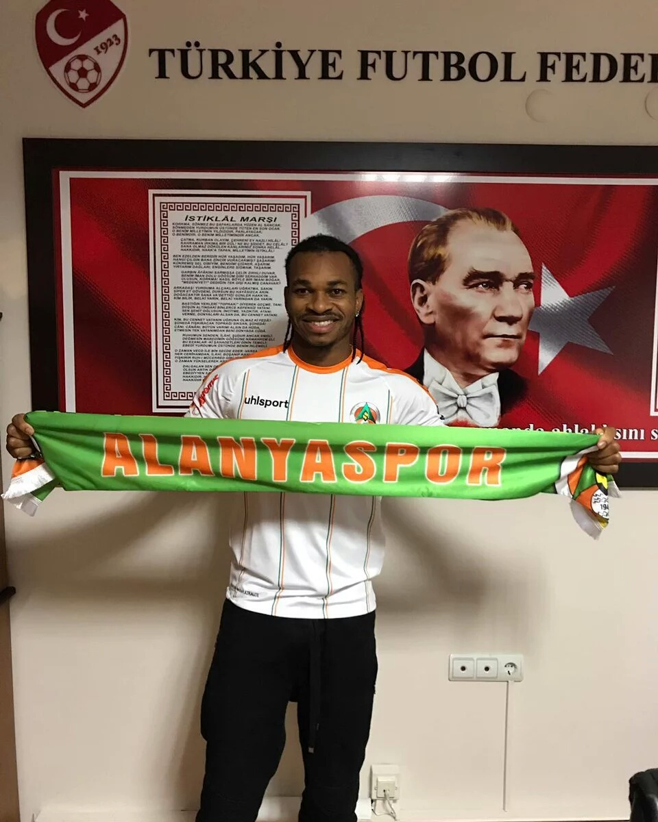 Joel Obi  Joins  Alanyaspor On Six-Month Loan Deal From Chievo