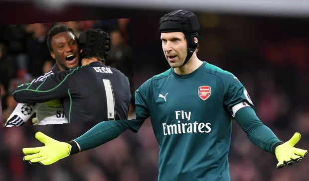 Mikel Hails Cech After Retirement Call