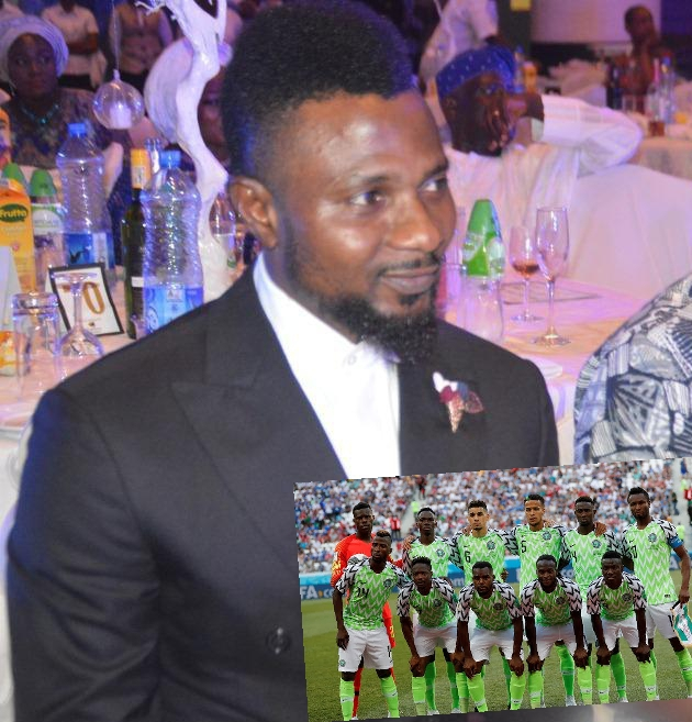 Aghahowa: Super Eagles -Young Team With Fine Quality Can Win AFCON 2019