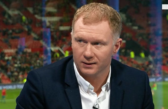 Scholes Set For First Coaching Job With Oldham United